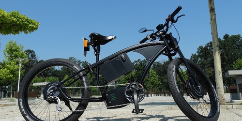 E-Bike - VOLLKASKO